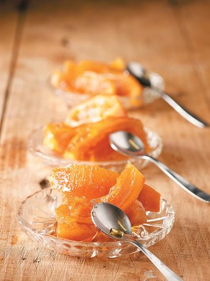 Πορτοκάλι γλυκό κουταλιού, γράφει η Γιάννα.