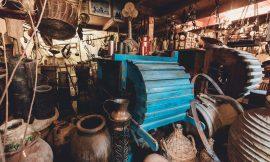 Μάκινα – η ξύλινη μηχανή της σταφίδας με τη μεγάλη ιστορία, γράφει η Γιάννα.