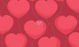 Βάλε μία κόκκινη ΚΑΡΔΙΑ στον τοίχο ΧΩΡΙΣ ΣΧΟΛΙΑ, γράφει η Γιάννα