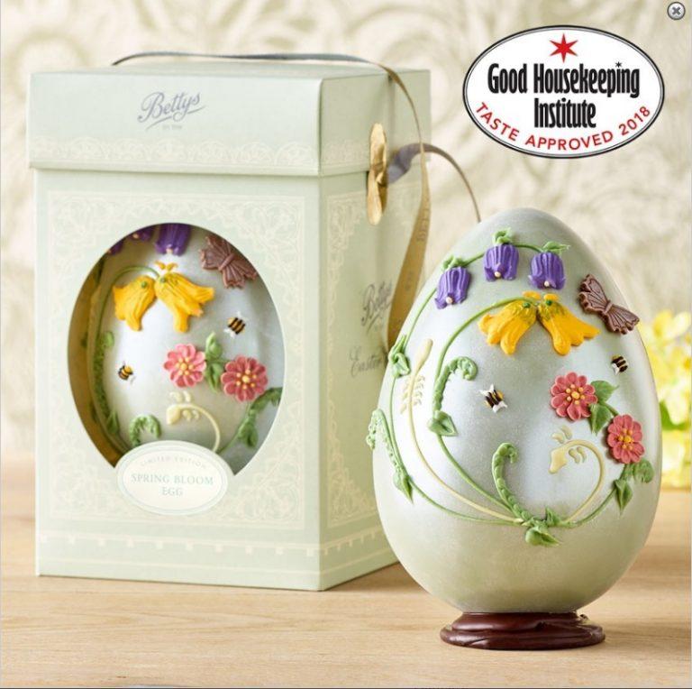 ΠΑΣΧΑ 2018: Σοκολατένια Αυγά υψηλών προδιαγραφών, γράφει η Γιάννα