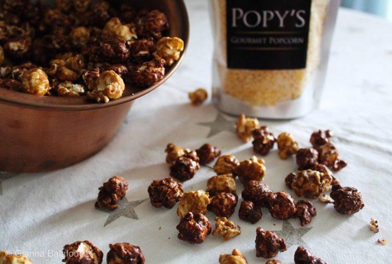 Popy's Gourmet PopCorn – Αν ξεκινήσεις δεν μπορείς να σταματήσεις