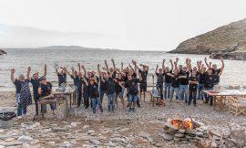 Η ομάδα των Tinos Food Paths τάσσεται κατά της εγκατάστασης Αιολικών Σταθμών Παραγωγής Ενέργειας.