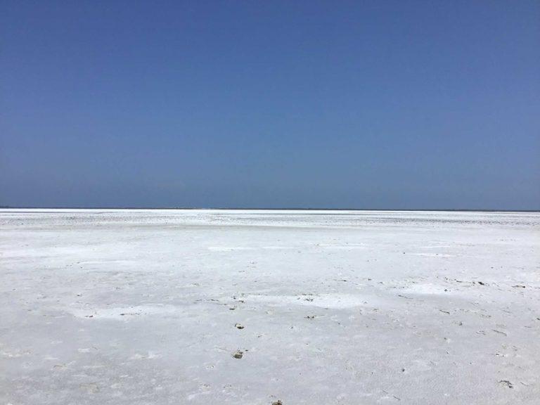 Αλάτι από την Αλυκή της Λήμνου